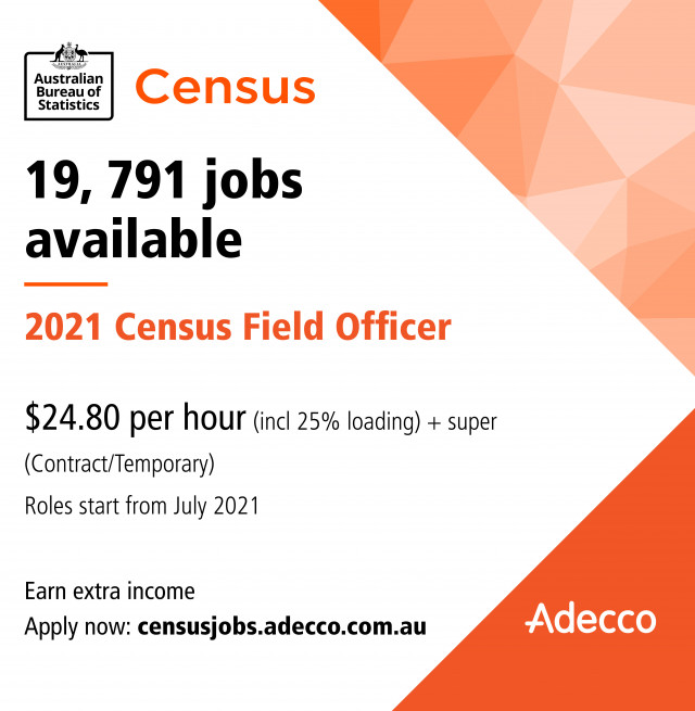 2021 Census Opportunities
